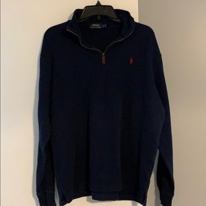 Polo men's 3/4 sweater jacket